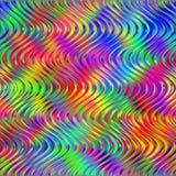 Abstract Kleurrijk Patroon royalty-vrije illustratie