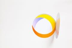 Abstract kleurrijk pictogram Royalty-vrije Stock Afbeeldingen