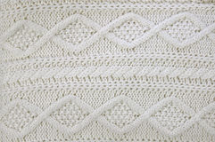 Abstract knitted background Royalty Free Stock Images