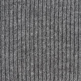 Abstract knitted grey thread fabric texture Royalty Free Stock Image