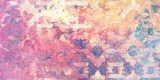 Abstract Koninklijk Textuurontwerp stock afbeelding