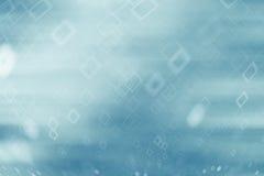 Abstract koud grijs blauw Royalty-vrije Stock Afbeeldingen