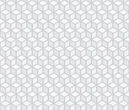 Abstract kubuspatroon Royalty-vrije Stock Fotografie