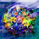 Abstract kunstbeeld Royalty-vrije Stock Fotografie