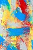 Abstract kunstwerk Royalty-vrije Stock Afbeeldingen