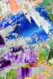 Abstract kunstwerk Stock Afbeeldingen