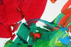 Abstract kunstwerk Royalty-vrije Stock Afbeelding