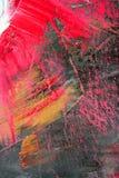 Abstract kunstwerk Stock Foto