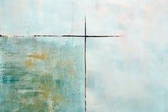 Abstract kunstwerk Stock Afbeelding