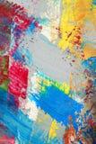 Abstract kunstwerk als achtergrond Royalty-vrije Stock Afbeeldingen