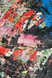 Abstract kunstwerk als achtergrond Stock Foto's