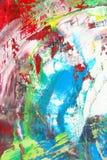 Abstract kunstwerk als achtergrond Royalty-vrije Stock Foto's