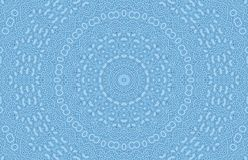 Abstract lace concentric pattern Royalty Free Stock Photography