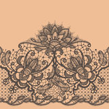 Abstract Lace Ribbon Royalty Free Stock Photos
