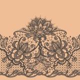 Abstract Lace Ribbon Royalty Free Stock Photos