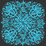 Abstract Lace Ribbon Royalty Free Stock Images