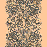Abstract Lace Ribbon Stock Images