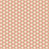 Abstract and lacy pattern, on the beige Royalty Free Stock Photography