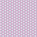 Abstract and lacy pattern, on the lilac Royalty Free Stock Image
