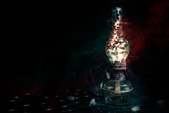 Abstract lamp Royalty Free Stock Image