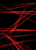 Abstract Laser Rays Royalty Free Stock Images