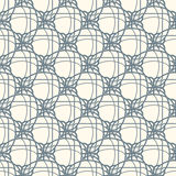 Abstract lattice. On a white background in seamless pattern Royalty Free Stock Photos