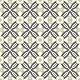 Abstract lattice on a white background. In seamless pattern Royalty Free Stock Photo
