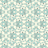 Abstract lattice. On a white background in seamless pattern Stock Photo
