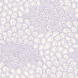 Abstract lavender fields seamless pattern Stock Photos