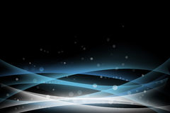 Abstract layer transparency Stock Images