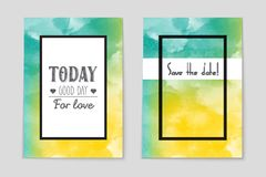 Abstract  layout background set. For art template design, list, page, mockup brochure theme style, banner, idea, cover, book Stock Images