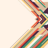 Abstract layout in color. Royalty Free Stock Image