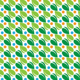 Abstract Leaf Pattern Background Royalty Free Stock Photos