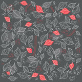 Abstract Leaves Royalty Free Stock Images