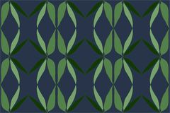 Abstract leaves background pattern in green and  blue grey. Leaves pattern background, Australian eucalyptus leaves and colours of the bush Royalty Free Stock Photo