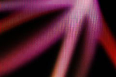 Abstract led screen, Royalty Free Stock Photography