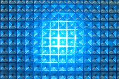 Abstract led screen Royalty Free Stock Photography