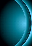 Abstract lens Stock Photography