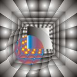 Abstract lens effect image jpeg vector stock photography