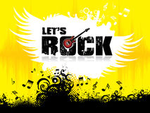 Abstract lets rock background Stock Image