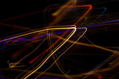 Abstract licht Stock Afbeeldingen