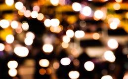 Abstract licht als achtergrond Stock Foto