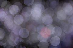 Abstract licht bokeh Stock Fotografie