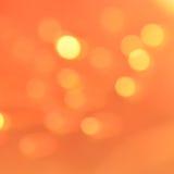 Abstract licht bokeh als achtergrond Stock Afbeeldingen