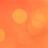 Abstract licht bokeh als achtergrond Stock Foto