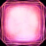 Abstract licht kader Stock Afbeeldingen