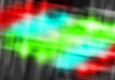 Abstract licht met kleurrijk Royalty-vrije Stock Fotografie