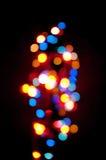 Abstract lichteffect Royalty-vrije Stock Afbeeldingen