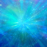 Abstract light. High Resolution Illustration Stars explode Royalty Free Stock Photography