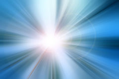 Abstract light acceleration speed motion background stock images